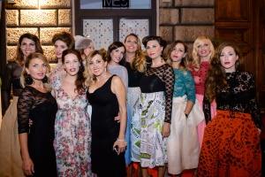 Book&Fashion_Party con la Madrina Borioni